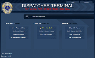 Logging Into Dispatch – Dispatch